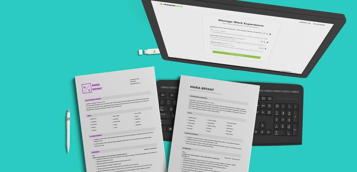right format for professionals - cv vs resume